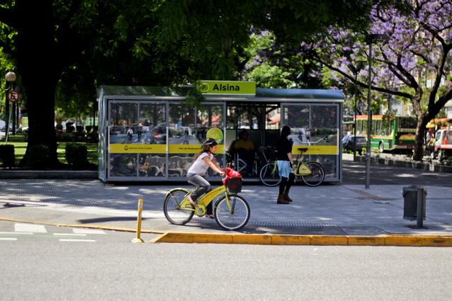 Buenos Aires en Bici