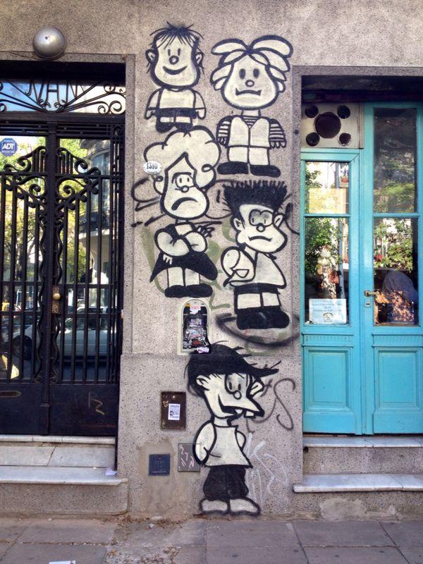 Ellos dicen de Buenos Aires