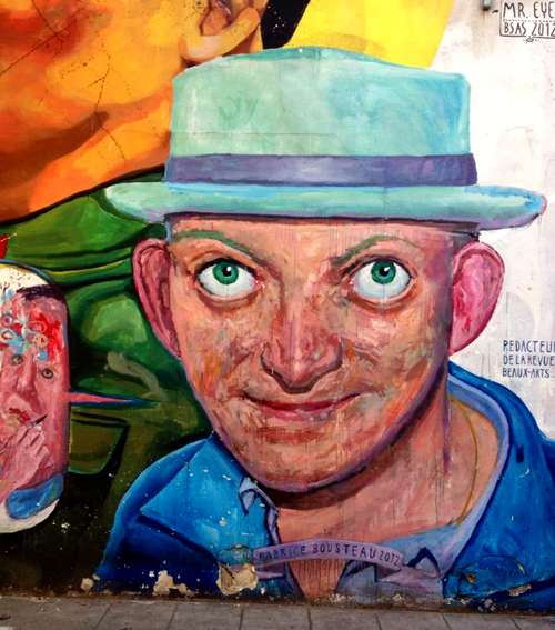 Street Art en Palermo