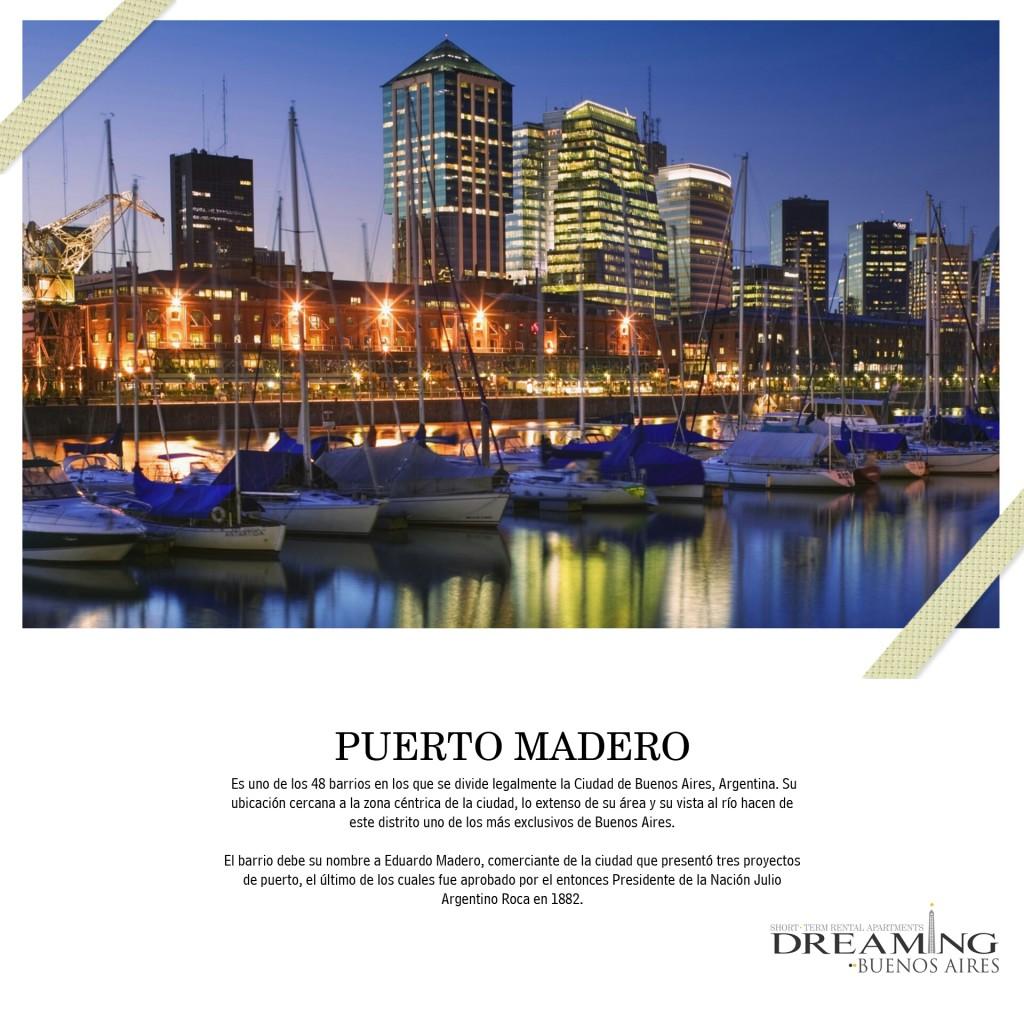 Postales de Puerto Madero