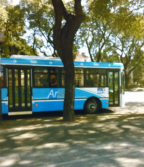 ArBus  in Buenos Aires