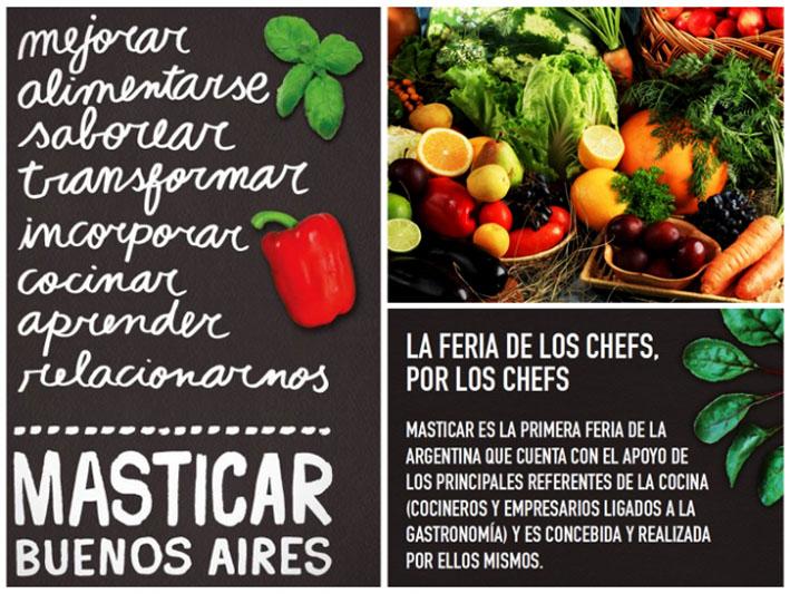 Feria MASTICAR!!!!