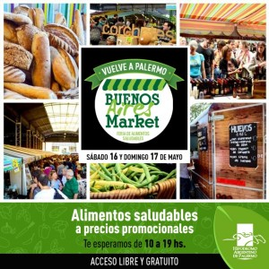 Buenos Aires Market New Edition