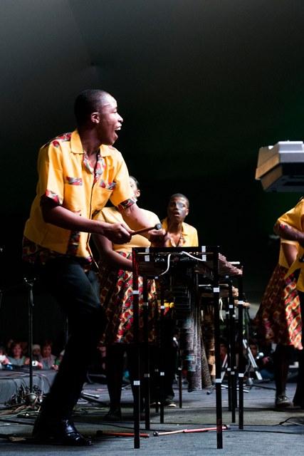 Marimbas de Zimbabwe