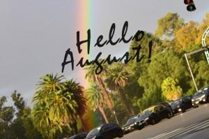 Hola Agosto!