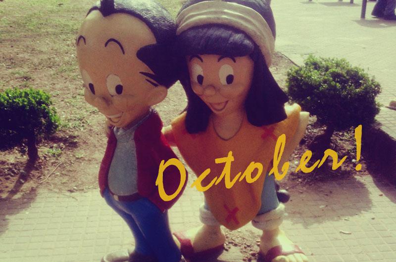 Hola Octubre!