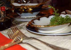 Easy Ideas for Christmas & New Year's Tables