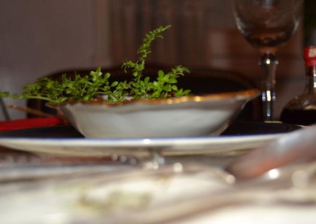 Ideas para armar mesas de Navidad y Año Nuevo